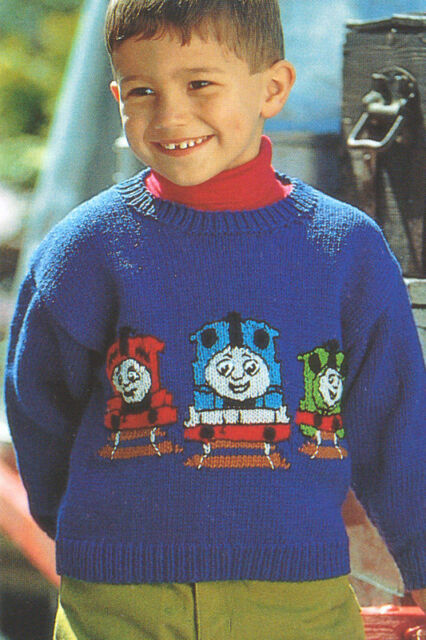 Thomas Tank Engine & Friends Baby Children Sweater 20