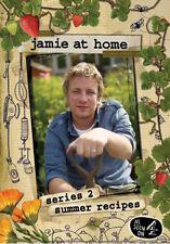 JAMIE AT HOME - SERIES 2 - SUMMER RECIPES - DVD - REGION 2 UK