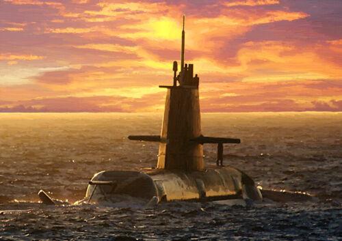 HMAS Waller-Edición Limitada Arte 25