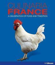 CULINARIA FRANCE - NEW HARDCOVER BOOK