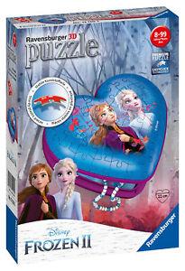 12120-Ravensburger-Disney-Frozen-2-Heart-Shaped-3D-Jigsaw-Puzzle-54-Piece-Age-9