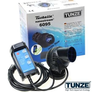 Tunze-Turbelle-NanoStream-Propeller-Pump-6095-w-Controller-Aquarium-Water-Pump