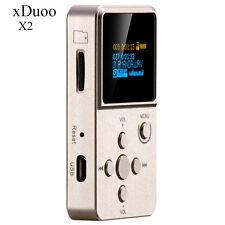 New XDUOO X2 Digital Audio/Music Player OLED Screen Support MP3 WMA APE FLAC WAV