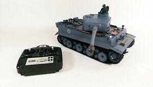 Heng-Long-2-4GHZ-German-Tiger-1-Tank-With-SMOKE-And-SOUND-Radio-Control-RC-Tank