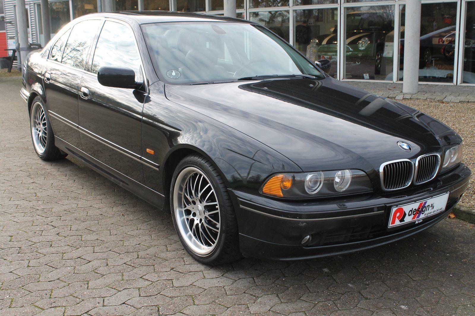 BMW 535i 3,5 aut. 4d