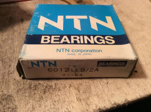 FREE SHPPING to lower 48 #6012LLB//2A NEW OTHER! NTN-bearing