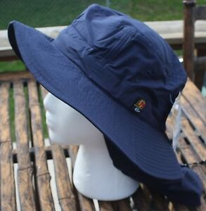 704d68791 Details about NWT Adams summertime Extreme Vacationer bucket hat cap UBM101  zipper neck cape L
