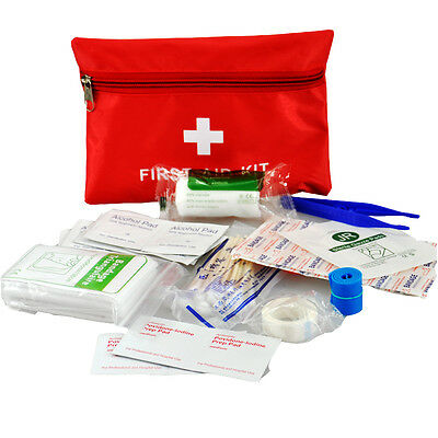 Portable Waterproof Mini Car First Aid kit Medical Box Emergency Survival kit