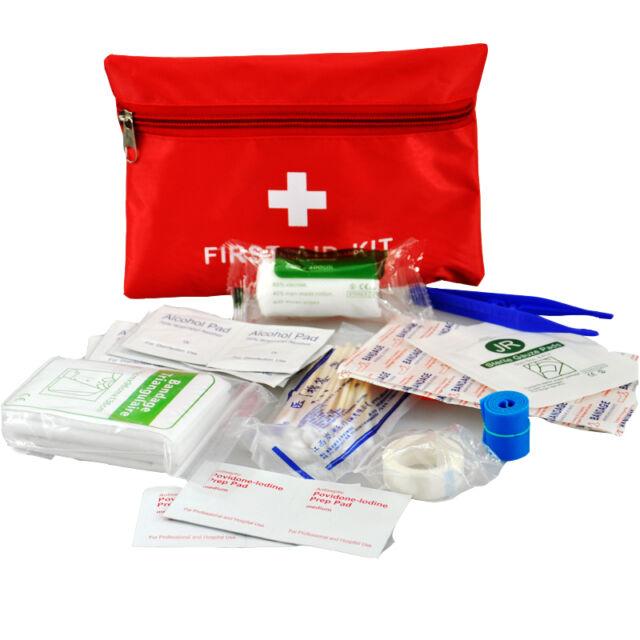 Portable Waterproof Mini Car First Aid kit Medical Box Emergency Survival kit
