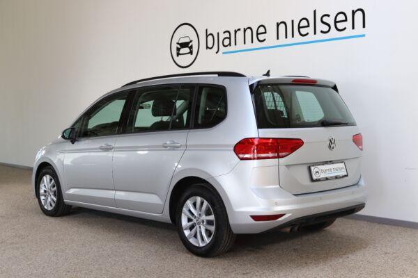 VW Touran 2,0 TDi 150 Comfortline DSG - billede 2
