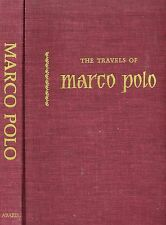 THE TRAVELS OF MARCO POLO-  Marco Polo, Transl. by Ronald Latham- 1982- Like New