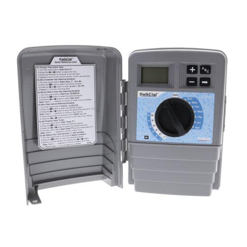 Irritrol 12 Station KwikDial Sprinkler System Controller KD12-EXT