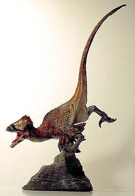 "1/12th Deinonychus dinosaur resin model kit 11""- Creative Beast Studio"