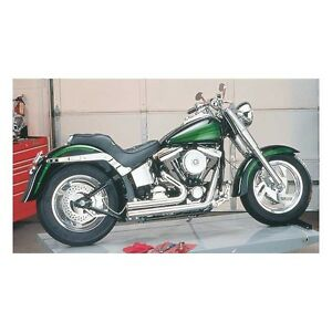 Vance-amp-Hines-Shortshots-Chrome-pour-Harley-Davidson-FXST-87-06