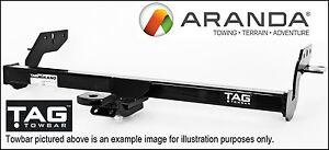 tag towbar for mitsubishi delica l400 1994 2006 1000 80kg ebay rh ebay com au