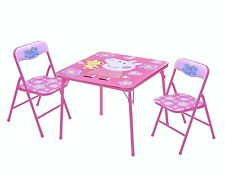 Peppa Pig Table & Chair Set 3 Piece