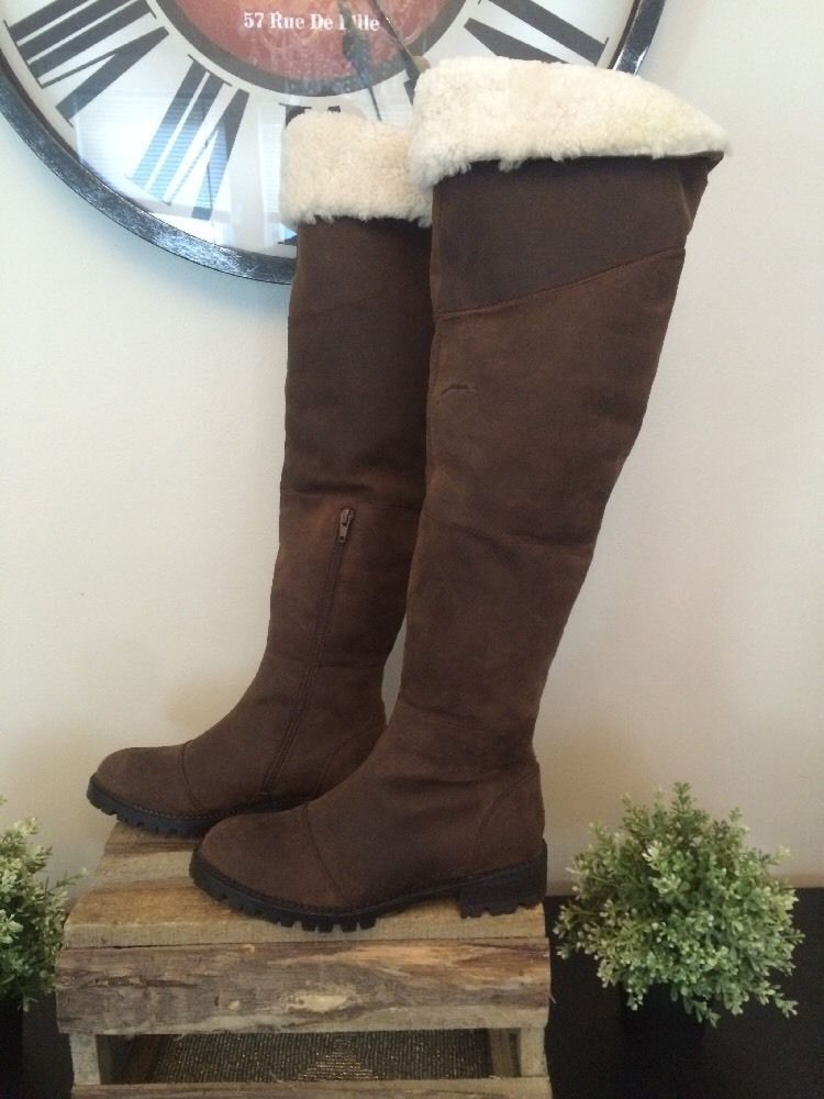Free People Jeffrey Campbell Headed Home Stiefel braun Größe Größe Größe 8 MSRP   388 c015bf