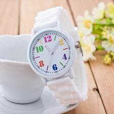 Women Sport Watch Silicone Motion Ladies Girl Casual Quartz Watches  Trusty