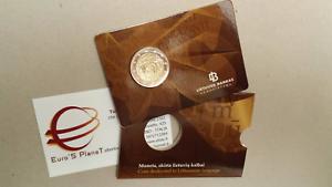 coin-card-2-euro-2015-LITUANIA-A-I-Lituanie-Litauen-Lietuva-Lithuania