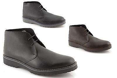 Zapatos botas safari para hombres, de cuero hombre 39 40 41 42 43 44 45 Italiano