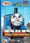 Thomas & Friends: Thomas' Giant Puzzle Book by Golden Books (Paperback / softback, 2012)