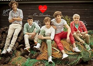 One-Direction-Zayn-Harry-Louis-Liam-Niall-Music-Autograph-Signed-A4-Poster-3