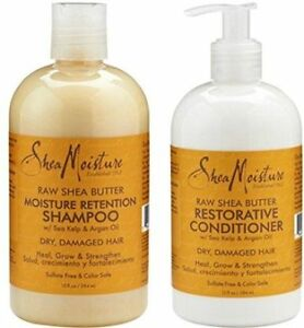 Shea-Moisture-Raw-Shea-Butter-Restorative-Shampoo-Conditioner-Dry-Damaged-Hair