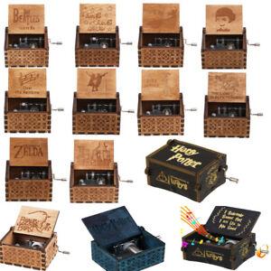 Gzq 4/pcs Bois Maillets Baguettes de percussion pour glockenspiel Xylophone et cloches