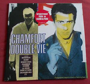 ALAIN-CHAMFORT-2-LP-LIVE-DOUBLE-VIE-AU-CASINO-DE-PARIS