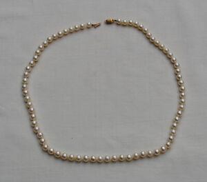 COLLIER-DE-PERLES-DE-CULTURE-FERMOIR-OR-MASSIF-18K-Gold-Pearl-Necklace
