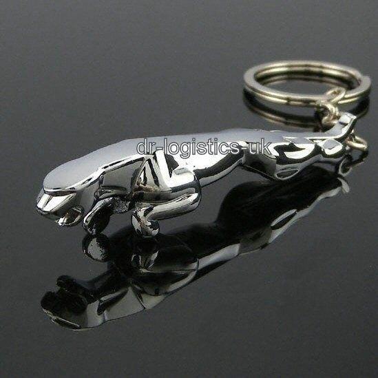 Silver Car UK Seller Peugeot Key Ring NEW