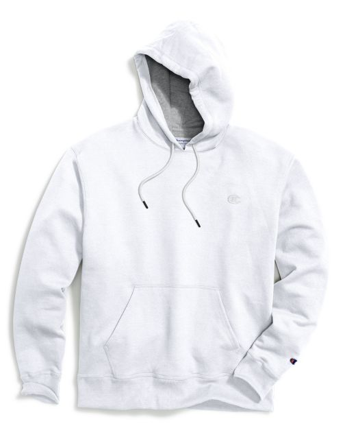 Champion Men/'s Powerblend Fleece Pullover Hoodie S0889