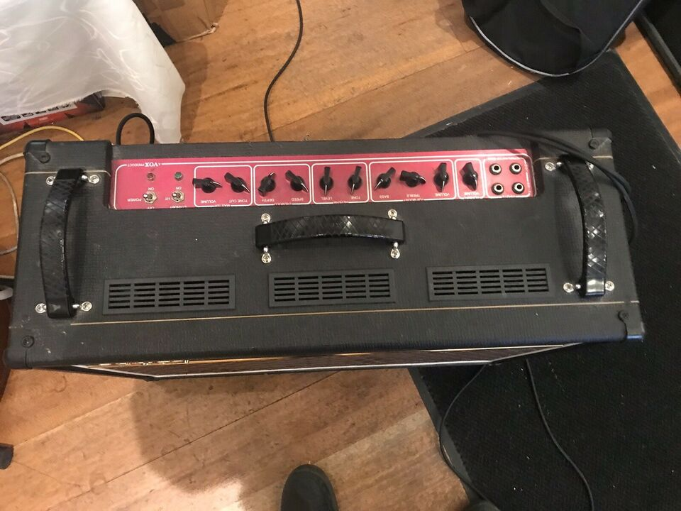 Guitar rør forstærker, Vox Ac30