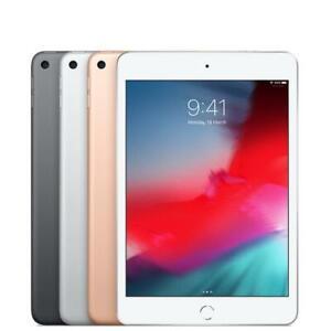 """Apple iPad Mini 5th Gen 256gb Gray Wifi 7.9"""" 2019 Brand New Agsbeagle"""