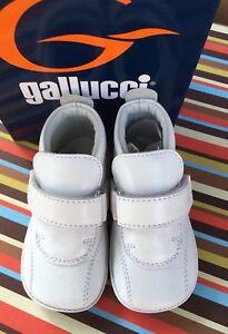 huge discount 2108d ee453 Details zu Gallucci, Lauflernschuhe, Kinderschuhe, Weiß, Gr. 20