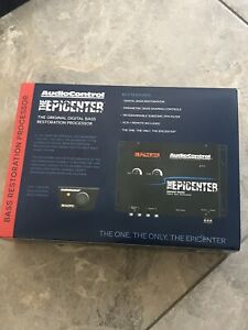 Audio-Control-Epicenter-Digital-Bass-Restoration-Processor-Enhancer-Black-EPICB