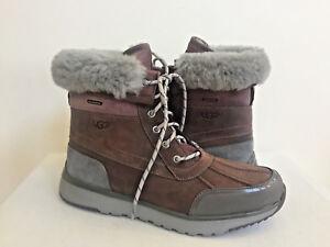 293d5c3f34e Details about UGG MEN ELIASSON CORDOVAN WATERPROOF SNOW Boot US 11.5 / EU  45 / UK 10.5