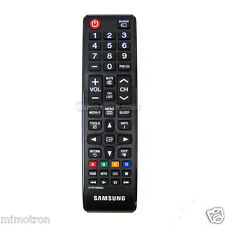 Genuine SAMSUNG AA59-00666A TV Remote  UN46ES6003FXZA / UN55EH6001FX3VXZA (USED)