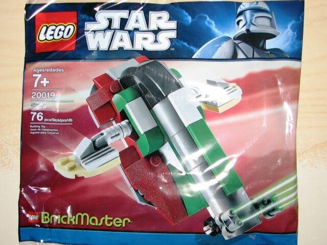LEGO 20019 Polybag - Star Wars BrickMaster Slave I Exclusive Mini Set [NEW]