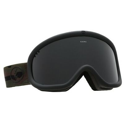 NEW Electric Charger Dark Camo Jet Black mens ski snowboard goggles Ret$80
