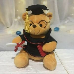 Graduate-Bear-Plush-Toy-Stuffed-Animals-Teddy-Bears-Children-Gift-18-CM-Size