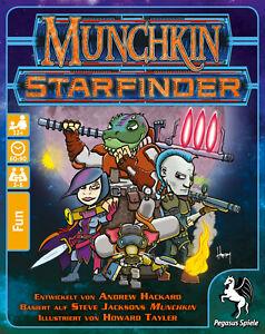 Munchkin-Starfinder-Kartenspiel-deutsch-Pegasus-Spiele