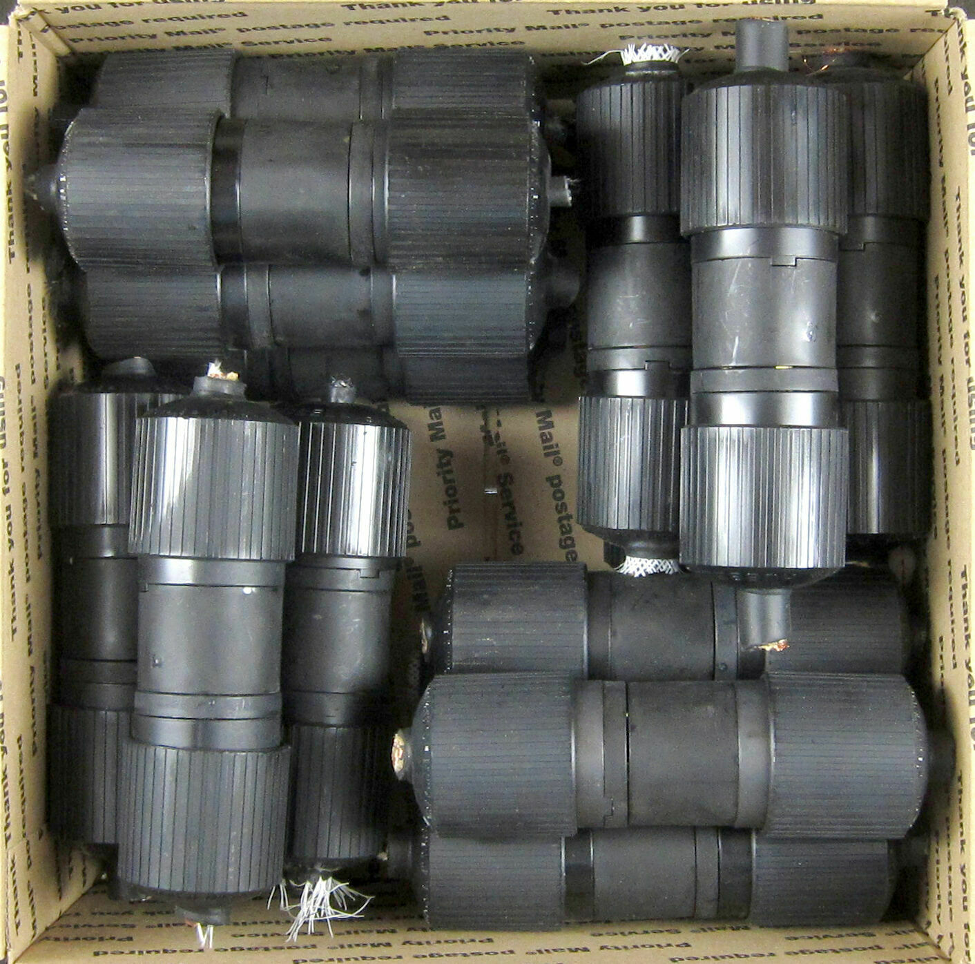 Hubbell Male 30a 250v Twist Lock Plug NEMA L6-30