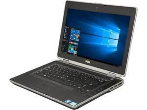 """DELL E6430 14.0"""" Grade B Laptop Intel Core i7 3rd Gen 3520M (2.90 GHz) 320 GB HD"""