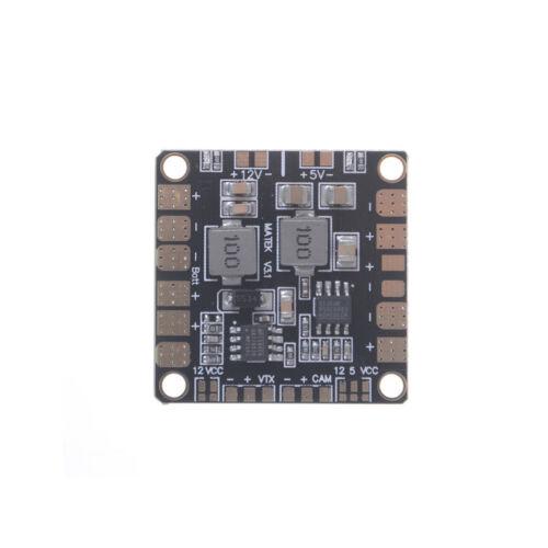 Matek Mini Power Hub Power Distribution Board PDB with BEC 5V /& 12V for FPVFJ