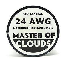 100 feet kanthal a1 resistance wire 24 awg gauge 100 lengths 100 feet kanthal a1 resistance wire 24 awg gauge 100 lengths 787421218084 keyboard keysfo Choice Image
