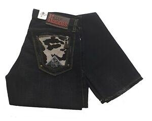 Roy-Rogers-SAMUEL-Jeans-Uomo-Colore-Denim-Scuro-tg-varie-53-OCCASIONE