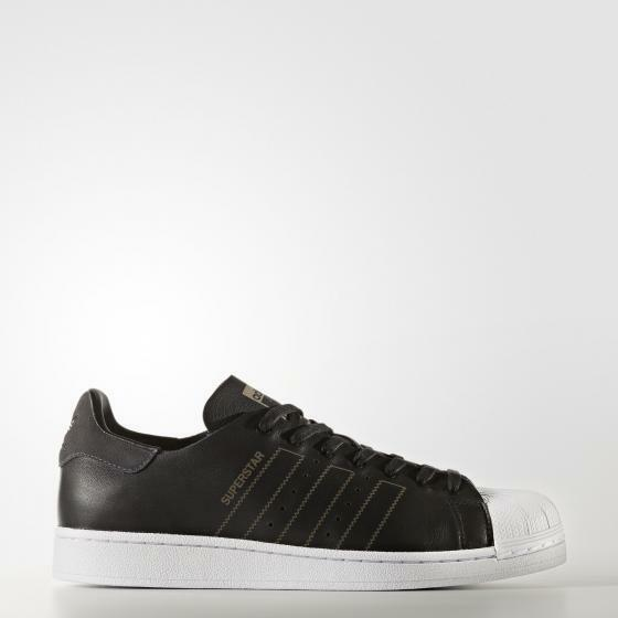 Adidas Originals SUPERSTAR 80S DECON Chaussures Homme Chaussures Noir Leather BY8700 NIB