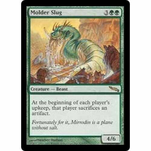 Molder Slug MTG MIRRODIN