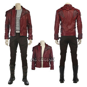 guardians of the galaxy 2 star lord peter jason quill cosplay